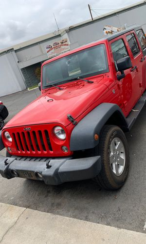 2017 Jeep Wrangler part out for Sale in Anaheim, CA