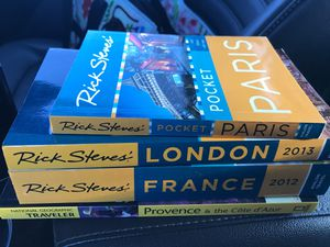 Travel books for Sale in Templeton, CA