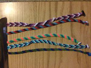 Ankle bracelet and bracelets for Sale in Canton, KS