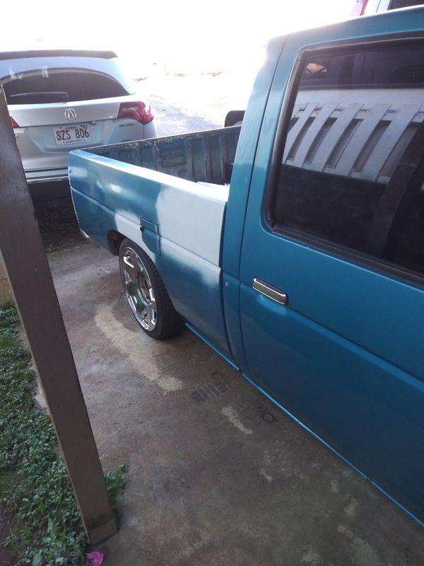 1997 Nissan hardbody