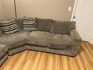 Raymor n Flainigan 3 piece sofa sectional for Sale in Newark, NJ