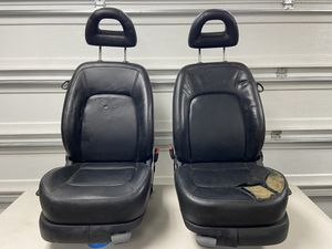 Leather bucket seats for Sale in Gig Harbor, WA