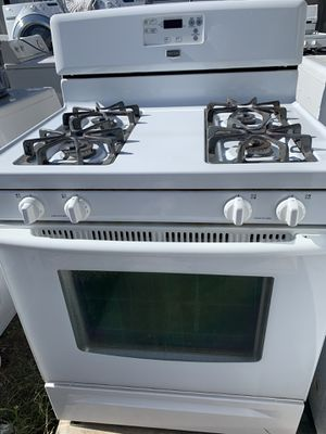 Maytag gas stove @delivery available for Sale in Phoenix, AZ