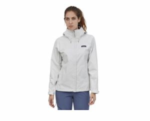 Patagonia Women's Torrentshell Jacket White Rain H2No Packable Size XS. Condition is Pre-owned. See pictures ask questions and make an offer! for Sale in Queens, NY