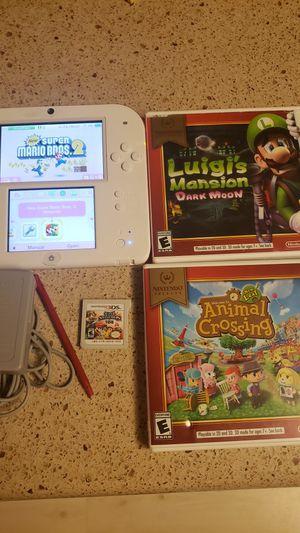 Nintendo 2DS New Super Mario Bros 2 Edition for Sale in Crosby, TX