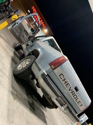 1990 Chevrolet Silverado 1500 {4X4} for Sale in Corcoran, CA