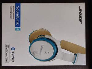 Bose Soundlink bluetooth headphones for Sale in Hialeah, FL