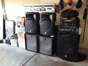 DJ equipment for Sale in Winthrop Harbor, IL