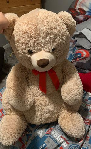 Big teddy bear for Sale in Elk Grove, CA