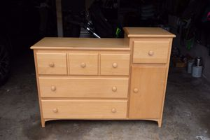 Changing table/dresser for Sale in Bonney Lake, WA