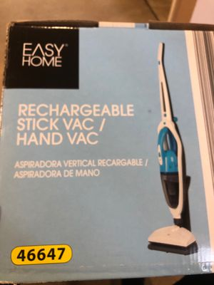 Rechargeable Stick vacuum / Hand vacuum for Sale in Nashville, TN