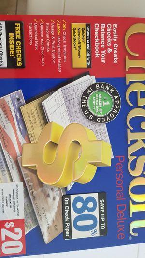 Checksoft Brand New for Sale in Hemet, CA
