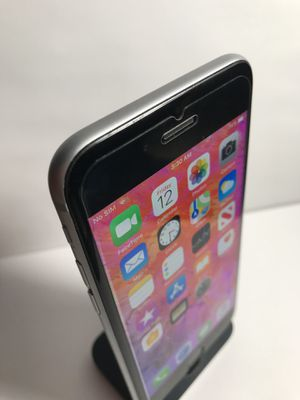 iPhone 6s 128gb Space Gray (Factory Unlocked) Excellent Condition for Sale in Oakland, CA