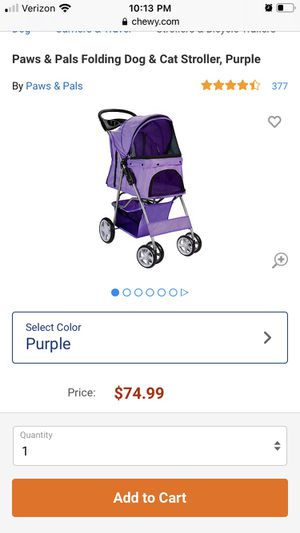 Dog stroller for Sale in Cleveland, OH
