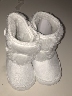 Infant girl boots for Sale in Goldsboro, NC