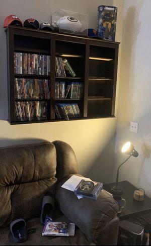 Hanging Media/Bookshelf for Sale in Dallas, TX