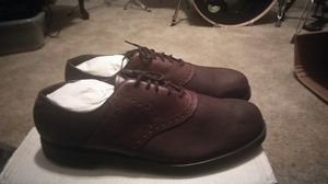 Men's Two Toned Leather Oxfords for Sale in Dallas, TX