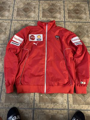 Puma racing jacket for Sale in Long Beach, CA