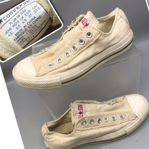 Converse unisex Slip On Sneaker Men's 4.5 Women's 6.5 for Sale in Tinton Falls, NJ