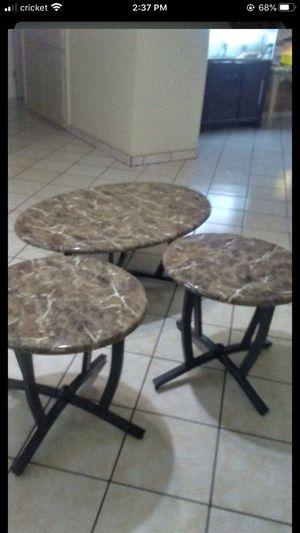 3 set coffee table for Sale in Phoenix, AZ