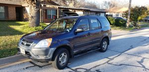 2002 CR-V Honda for Sale in Weatherford, TX