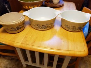 Vintage pyrex for Sale in Raleigh, NC
