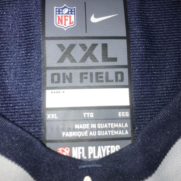 Tom Brady Patriots Super Bowl 53 jersey