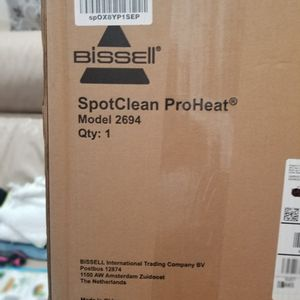 Brand New BISSELL SpotClean ProHeat Portable Spot and Stain Carpet Cleaner, 2694, for Sale in Chula Vista, CA