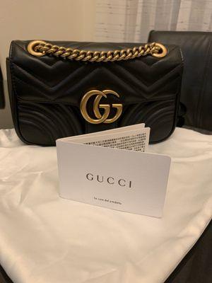 GG Marmont mini matelassé shoulder bag for Sale in Los Angeles, CA