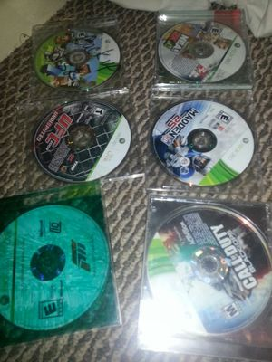 Games for xbox 360 for Sale in Denver, CO