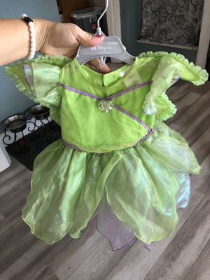 Tinkerbell Costume for Sale in Hollywood, FL