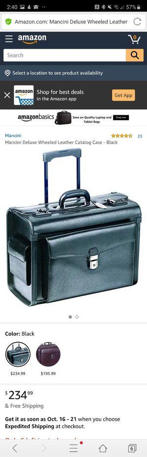 Brief Case - Luggage for Sale in San Antonio, TX