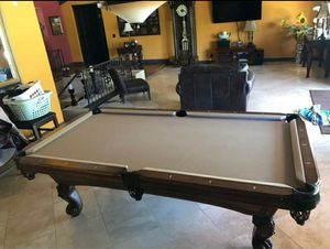 8x4 3pc slate pooltable for Sale in Los Angeles, CA