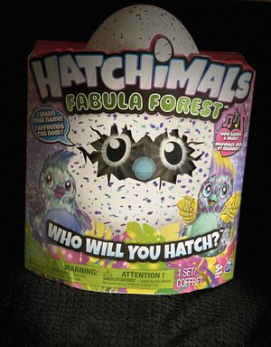 Hatchimals Fabula Forest for Sale in Austin, TX