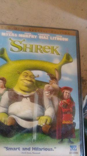 2 DISC SHREK for Sale in Hesperia, CA