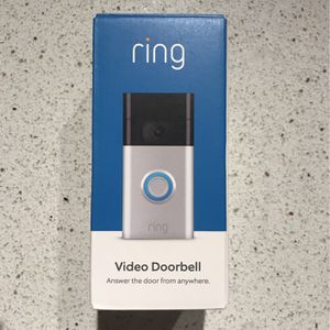 Ring Doorbell for Sale in South San Francisco, CA