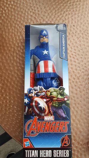 New Captain America action figure for Sale in Allen Park, MI