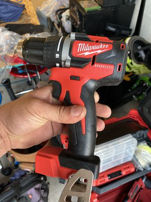 M18 FUEL 18-Volt Lithium-Ion Brushless Cordless 1/2 in. Hammer Drill / Driver (Tool-Only) for Sale in New Port Richey, FL
