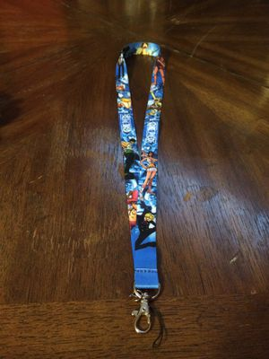 One Piece Anime Straw Hat Luffy Pirates Keychain Lanyard ID Holder for Sale in Westerville, OH