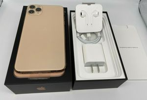 Apple iPhone 11 Pro Max - 512GB - Gold (Unlocked) A2161 (CDMA + GSM) for Sale in St. Petersburg, FL
