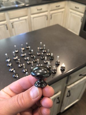 Cabinet pull knobs for Sale in Woodstock, GA