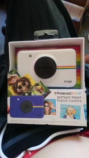 Polaroid Snap instant print digital camera for Sale in Lodi, CA