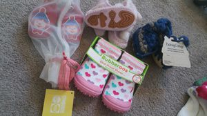 Baby Slippers NWT for Sale in Livingston, CA