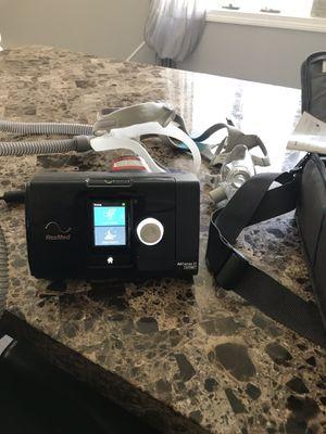 SLEEP AGNEA: CPAP MACHINE + AN EXTRA RESPITAOR for Sale in Methuen, MA