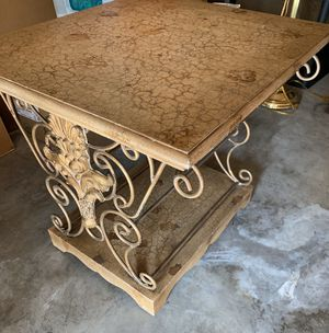 End Table -Distressed Finish for Sale in Clearwater, FL