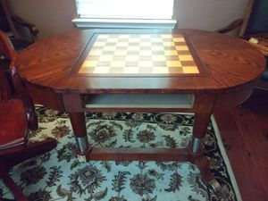 Small desk game table for Sale in Houston, TX