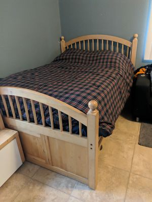 BED FRAME AND MATRESSES for Sale in Chula Vista, CA