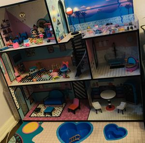 LOL doll house for Sale in Los Angeles, CA