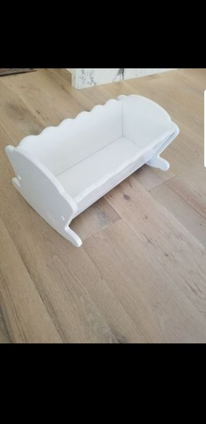 Doll bed cradle for Sale in San Diego, CA