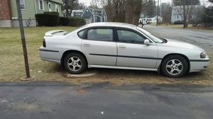 2003 Chevy Impala LS for Sale in Bedford, MA